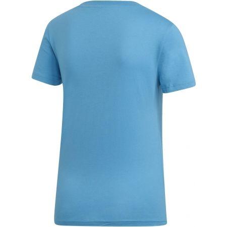 Women's T-shirt - adidas ESSENTIALS LINEAR SLIM TEE - 2