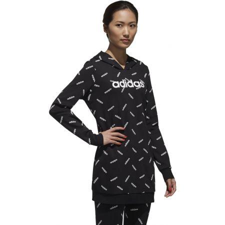 adidas w print hoody bluza