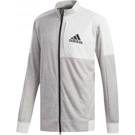 Men's sweatshirt - adidas M TEAM ISSUE BOMBER - 1