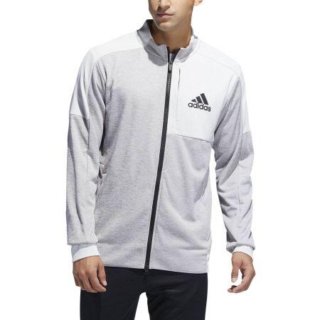 Men's sweatshirt - adidas M TEAM ISSUE BOMBER - 3