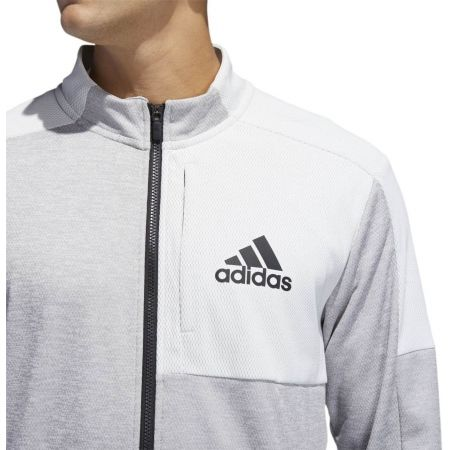 Men's sweatshirt - adidas M TEAM ISSUE BOMBER - 8