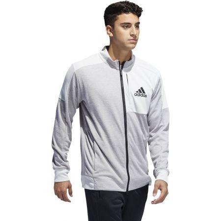 Men's sweatshirt - adidas M TEAM ISSUE BOMBER - 7