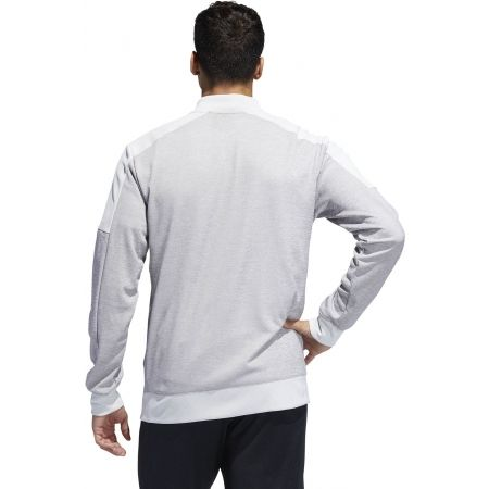 Men's sweatshirt - adidas M TEAM ISSUE BOMBER - 5