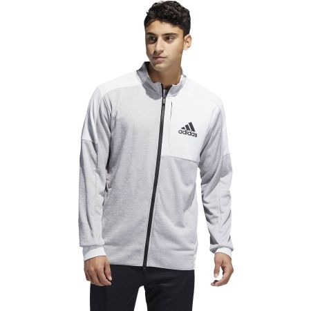 Men's sweatshirt - adidas M TEAM ISSUE BOMBER - 4
