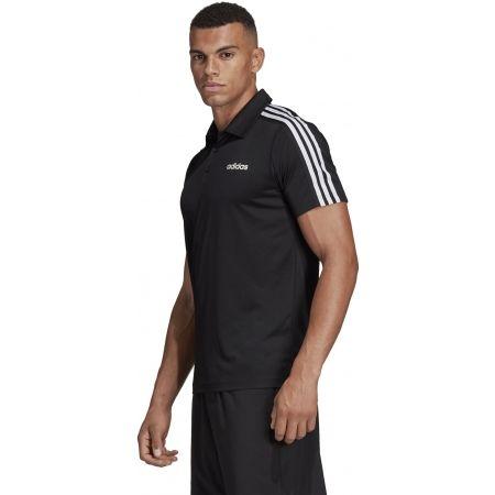 Men's T-shirt - adidas DESIGN2MOVE 3S POLO - 7