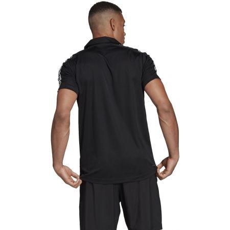 Men's T-shirt - adidas DESIGN2MOVE 3S POLO - 6