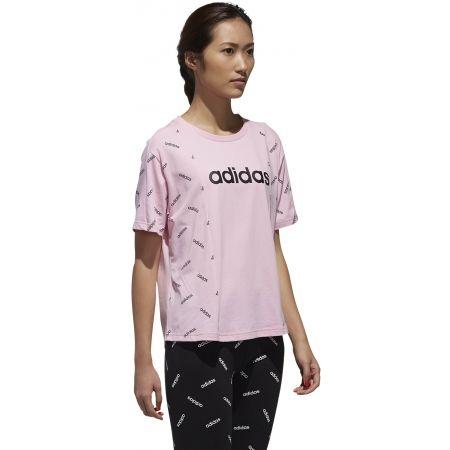 Dámské tričko - adidas W PRINT TEE - 7