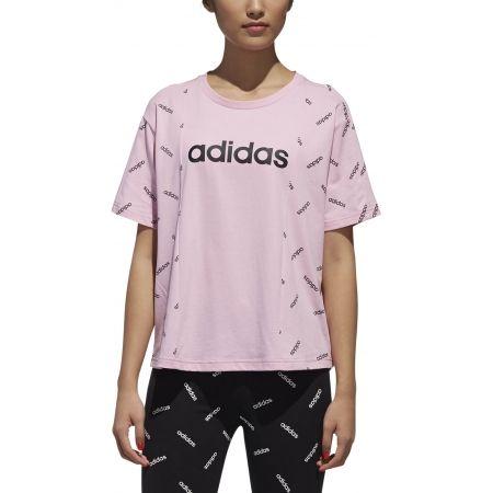 Dámské tričko - adidas W PRINT TEE - 3