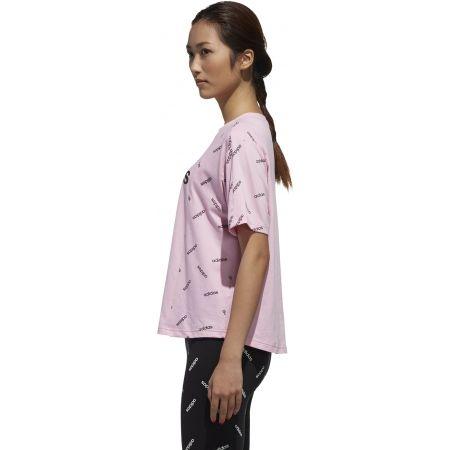 Dámské tričko - adidas W PRINT TEE - 6