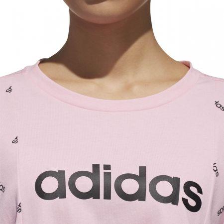 Dámské tričko - adidas W PRINT TEE - 8