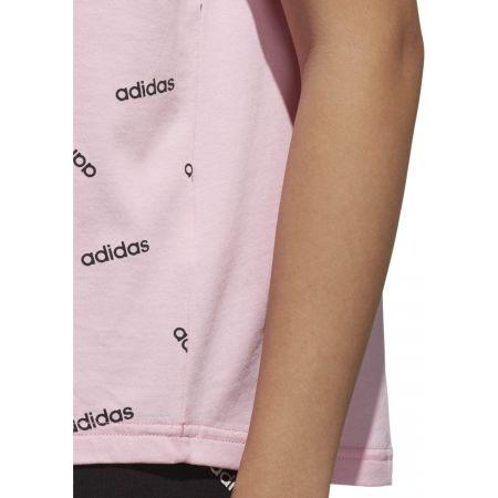 Dámské tričko - adidas W PRINT TEE - 10