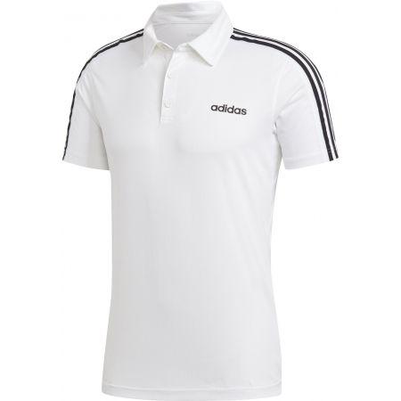 adidas DESIGN2MOVE 3S POLO - Tricou de bărbați