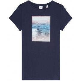 O'Neill LW PALM PHOTO PRINT T-SHIRT - Dámske tričko
