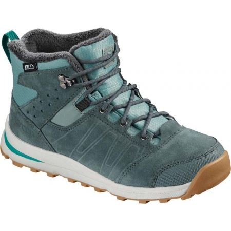 Salomon UTILITY TS CSWP J - Kids' winter shoes