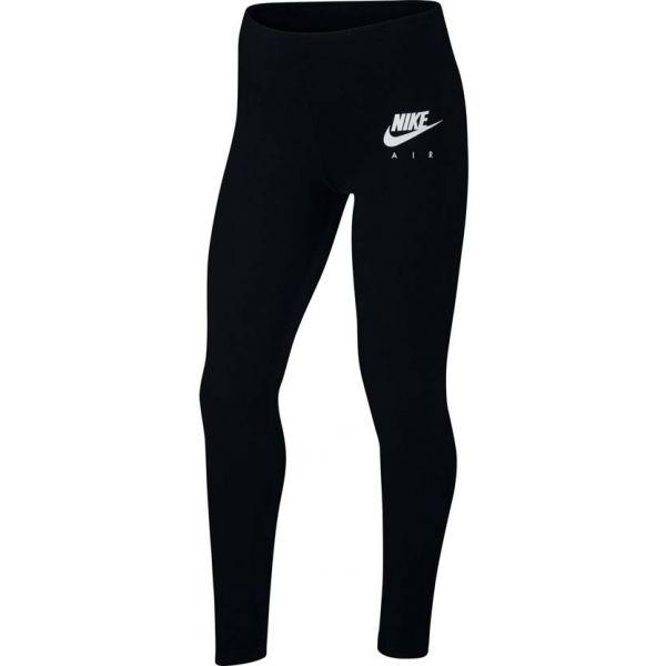 Nike NSW TIGHT FAVORITES černá XL - Dívčí legíny