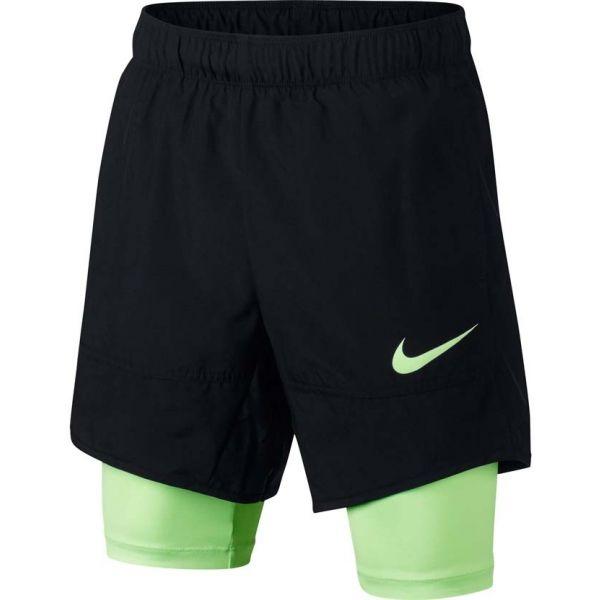 Nike SHORT HYBRID fekete XS - Fiú sport rövidnadrág