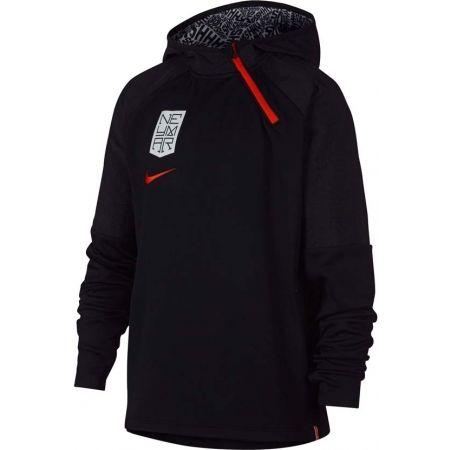 Children's football hoodie - Nike NYR DRY HOODIE QZ NEYMAR - 1