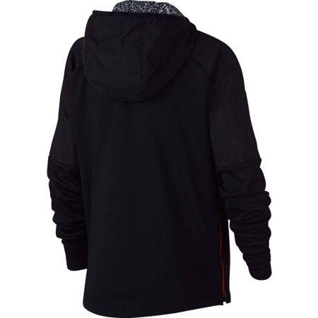 Children's football hoodie - Nike NYR DRY HOODIE QZ NEYMAR - 2