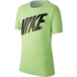 Nike DRY TOP SS - Chlapčenské športové tričko