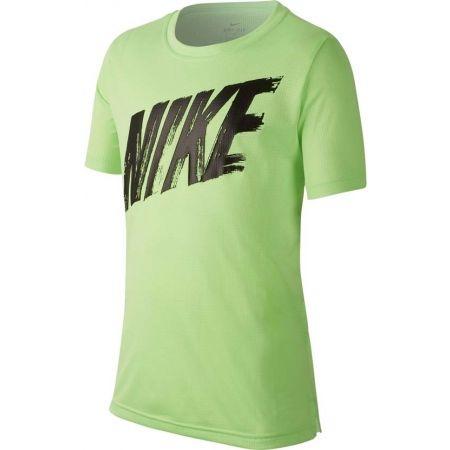 Chlapecké sportovní triko - Nike DRY TOP SS - 1