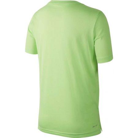 Chlapecké sportovní triko - Nike DRY TOP SS - 2