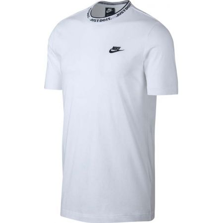 Pánské triko - Nike NSW JDI TOP SS KNIT - 1