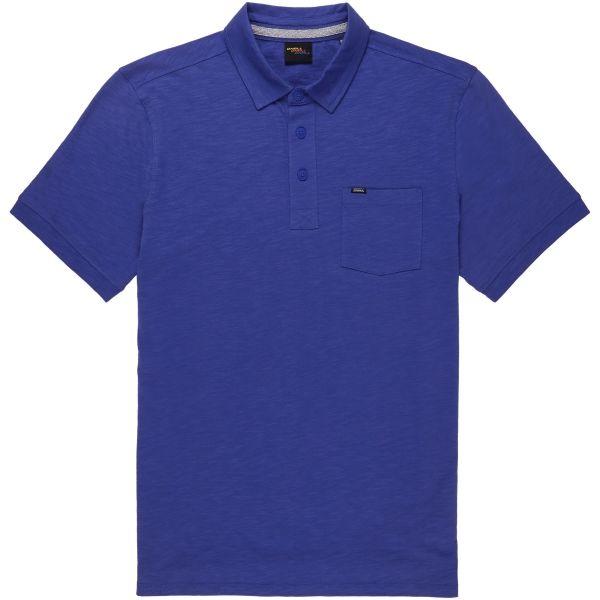 O'Neill LM JACKS BASE POLO fialová L - Pánské polo triko