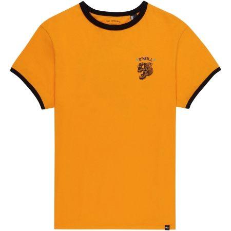 Chlapčenské tričko - O'Neill LB BACK PRINT S/SLV T-SHIRT - 1