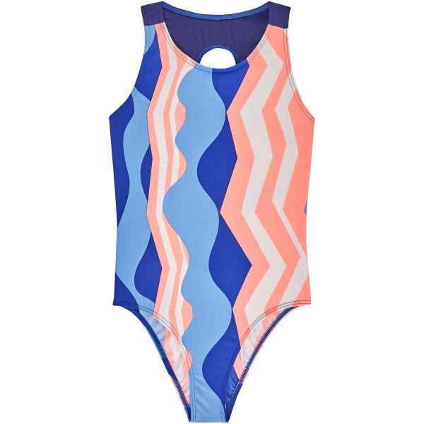 O'Neill PG SWIMSUIT oranžová 152 - Dievčenské plavky