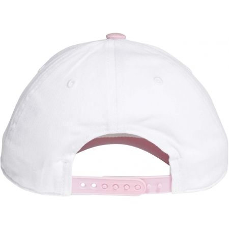 Girls' baseball cap - adidas LITTLE GIRLS COOL SUMMER - 3