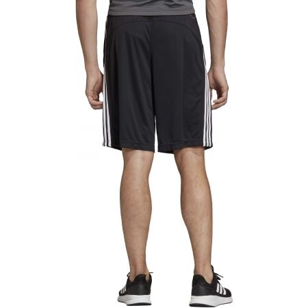 Men's shorts - adidas DESIGN2MOVE CLIMACOOL 3SKNIT SHORT - 6