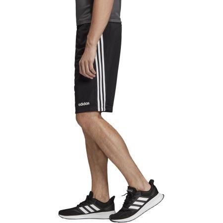 Men's shorts - adidas DESIGN2MOVE CLIMACOOL 3SKNIT SHORT - 4