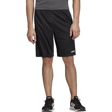Men's shorts - adidas DESIGN2MOVE CLIMACOOL 3SKNIT SHORT - 3