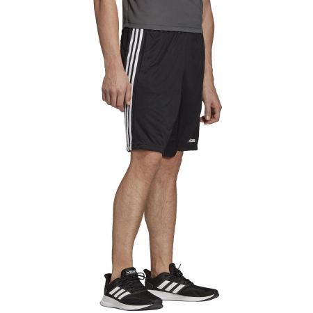 Men's shorts - adidas DESIGN2MOVE CLIMACOOL 3SKNIT SHORT - 5
