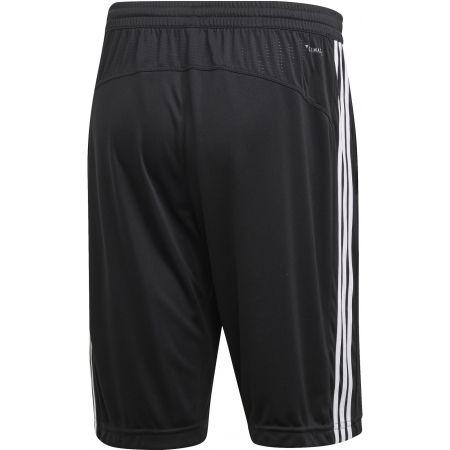Men's shorts - adidas DESIGN2MOVE CLIMACOOL 3SKNIT SHORT - 2