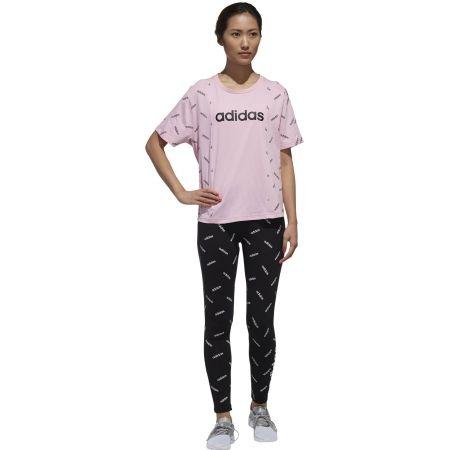 Дамски клин - adidas W ADIDAS PRINT TIGHT - 4