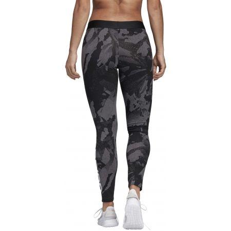 Women's tights - adidas ESSENTIALS SEASON ALL OVER PRINT TIGHT - 7