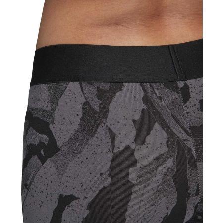 Women's tights - adidas ESSENTIALS SEASON ALL OVER PRINT TIGHT - 9