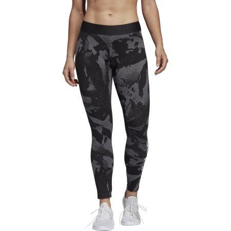 Women's tights - adidas ESSENTIALS SEASON ALL OVER PRINT TIGHT - 3