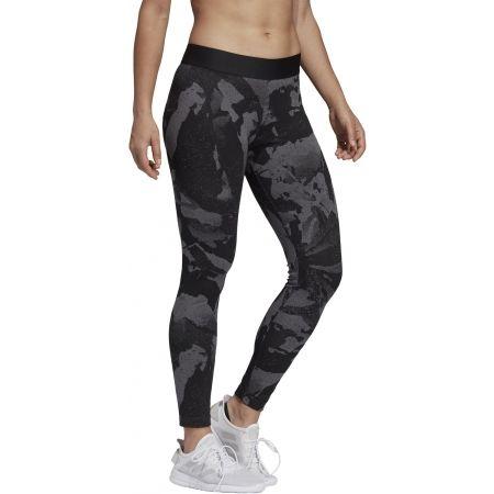 Women's tights - adidas ESSENTIALS SEASON ALL OVER PRINT TIGHT - 6