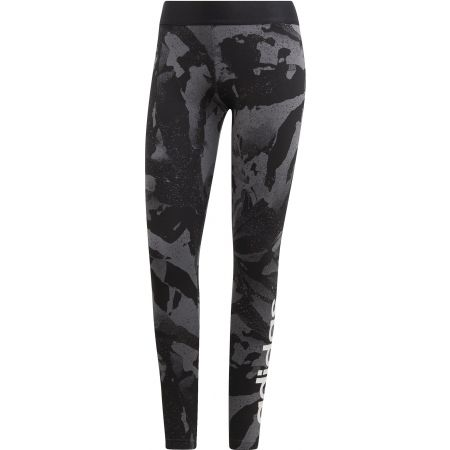 Dámské legíny - adidas ESSENTIALS SEASON ALL OVER PRINT TIGHT - 1 2a8495afdd1