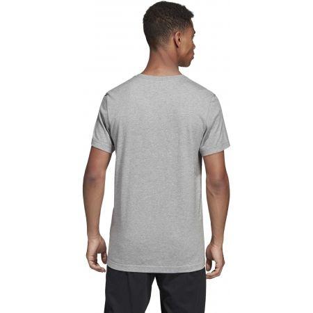 Pánské tričko - adidas C LINEAR SCATTER TEE - 7