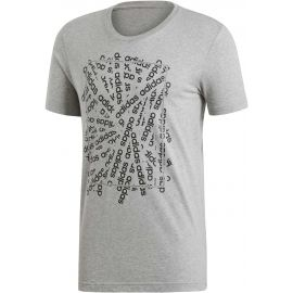 adidas C LINEAR SCATTER TEE