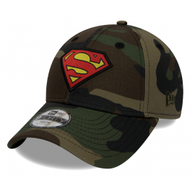 New Era 9FORTY KIDS CHARACTER 9FORTY SUPERMAN - Șapcă de băieți