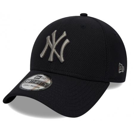 Мъжка клубна шапка с козирка - New Era 39THIRTY DIAMOND NEW YORK YANKEES