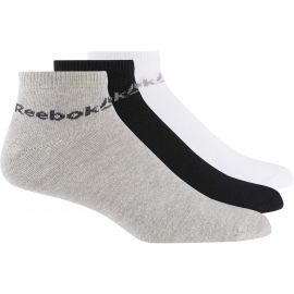 Reebok ACTIVE CORE ANKLE SOCK 3P - Unisex socks