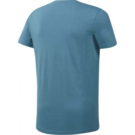 Men's T-shirt - Reebok QQR STACKED - 2
