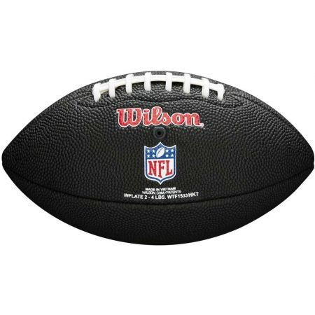 American Football - Wilson MINI NFL TEAM SOFT TOUCH FB BL SE - 3
