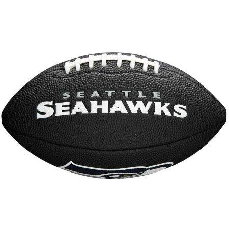 American Football - Wilson MINI NFL TEAM SOFT TOUCH FB BL SE - 1