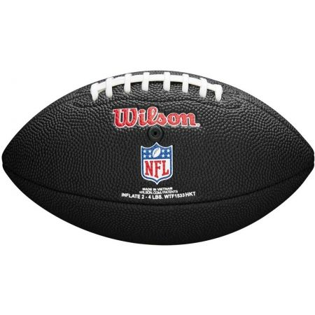 American Football - Wilson MINI NFL TEAM SOFT TOUCH FB BL NE - 3